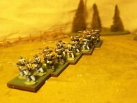 Union Infantry (H), ACW, 15mm