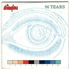 Stranglers cd single: 96 Tears + Instead Of This + Poisonality