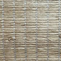 Wallpaper Real Natural Grasscloth silky Xiao Hong Light walnut Brown grass cloth