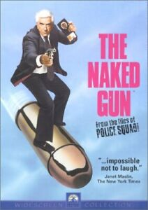 Brand New DVD The Naked Gun From the Files of Police Squad! 2000 Leslie Nielsen