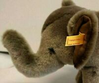 Steiff Elefant Trampili stehend grau 18 cm
