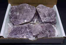 Lepidolite Collection 1 Lb Lots Layered Lavender Lithium Mica Crystal