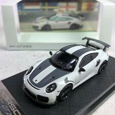 1/64 Porsche Dealer Version Porsche 911 GT2 RS White