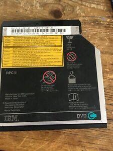 IBM DVD ROM Laufwerk Slimline 08K9648 SR-8176-M  für IBM ThinkPad