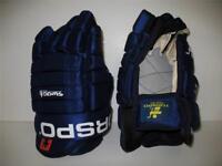"""Torspo Sweet 200 Roller Ice Hockey Gloves Tapered Split Finger Junior Boys 12.5"""""""