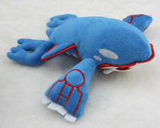 "Pokemon Figure 8.5"" Cute Water Type Kyogre Stuffed Plush Doll Christmas Toy"