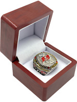 IN STOCK! 2020-2021 TAMPA BAY BUCCANEERS Super Bowl Championship Ring #10-14 USA