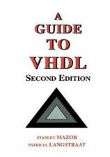 A Guide To VHDL By Mazor & Langstraat