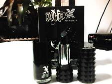 Kat Von D Formula X Studded X: Mini Lip + Nail Polish Duo (Slayer-pitch black)