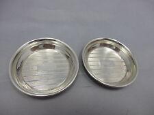 2 kl. Praliné Schälchen Sterling Silber 925 punziert USA