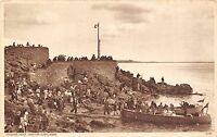 POSTCARD   SOMERSET  WESTON  SUPER  MARE   Anchor  Point