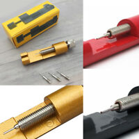 Watch Band Spring Bars Strap Link Pins Remover Repair Kit Tool-Watchmaker