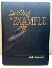 1995 Marist School YEARBOOK annual GUIDON Atlanta, GA Vol. 45 Leading By Example