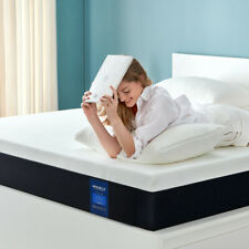 12 Inch Full Size Memory Foam Bed Mattress With More Pressure Relief & Support