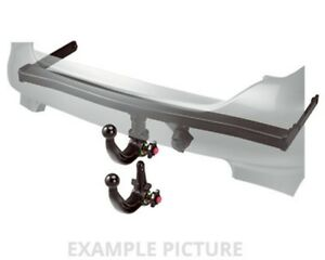 Gancio traino rimovibile Westfalia A40V con cablaggio per Audi A5