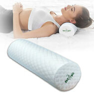 Kanuda Blue Label Single Set Neck Pain Care Memory Foam Cervical Pillow/&Nap Set