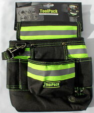 Werkzeug Gürtel Tasche Handwerkergürtel Werkzeugtasche mit Hammerhalter Toolbelt