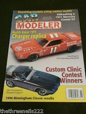 CAR MODELER - COUGAR II - NOV 1996