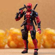 Marvel Universe 6inch Red Deadpool loose figure X-Men #F6