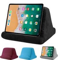 Multi-Angle Pillow Tablet Read Holder Stand Foam Lap Rest Cushion for Phone iPad