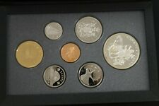 Canada 1990 proof set with silver dollar and COA