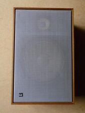 1 Enceinte Speaker bibliothèque vintage Marque Dual Modèle CL ?