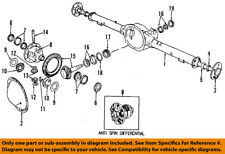 Dodge CHRYSLER OEM 94-07 Ram 1500 Rear-Axle Shaft 52067614AC