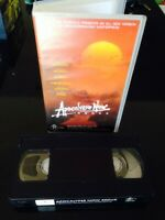 Apocalypse Now Redux VHS Rated R 18+