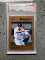 DEREK JETER 1996 SCORE DUGOUT COLLECTION SERIES 1 FOIL ROOKIE #106 PSA 10 POP 41