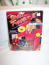 Vintage GI Joe Street Fighter II Ken Masters Action Figure 1992 Sealed MOC