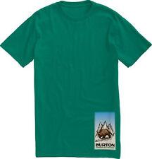 Burton Yosemite Tee (M) Ultramarine