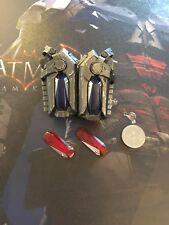 Hot Toys Batman Arkham Knight Wrist Gauntlets VGM28 loose 1/6th scale