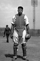 Negro League Josh Gibson PHOTO Homestead Grays Team Star Black Baseball Player