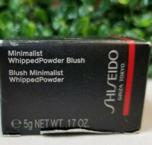 Shiseido Minimalist Whipped Powder Blush 0.17oz - 08 / Kokei - NEW IN BOX
