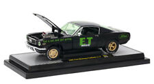 M2 Machines 1:24 Release 40300-61A 1966 Ford Mustang Fastback 2+2 - E.T. Mags