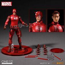 One:12 collectif Marvel daredevil 1/12th scale figure Mezco