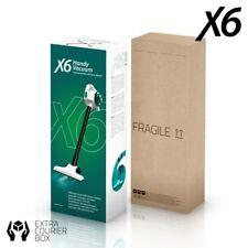 2 in 1 Akkubesen und Handstaubsauger X6 Handy Vacuum (0,5 L / 400 - 600 W)