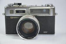 Yashica Electro 35 NGL caméra avec Color Yashinon DX 1:1 .7 objectif f4.5 film 35 mm