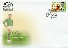 Hungary 2017 MNH Florian Albert Ballon D'Or 1v Set Cover Football Soccer Stamps