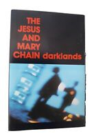 "THE JESUS AND MARY CHAIN - ""Darklands"" Cassette Tape Album 1987"