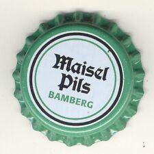 ** tappi a corona-Maisel fredda Bamberg inutilizzato ** unused bottle caps