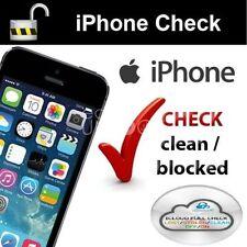 INFORME CLEAN/LOST + OPERADOR/PAIS - ESTADO DE TU IPHONE -- 100% seguro, oficial