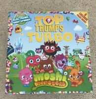 Moshi Monsters Top Trumps Turbo Toy Game