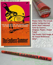 NITF Old Stock RECALLED Nike Tennis Poster Endless Summer Pugh Leach LAWSUIT