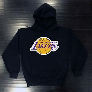 Los Angeles Lakers Hooded Sweat Shirt LA Hoodie Sweatshirt Adult Men Cotton