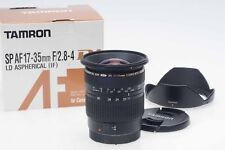 Tamron SP AF 17-35mm F/2.8-4 Di LD ASPHERICAL IF Monture Canon