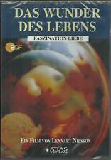 DVD sehr gut: Das Wunder des Lebens - Faszination Liebe, Film v. Lennart Nilsson