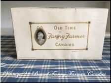 Old Time Fanny Farmer Candies Vintage Statue of Liberty 2# Candy Box