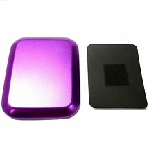 60304p aleación de aluminio tornillos de bits Bobs Bandeja púrpura CPV 106 Mm