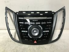 FORD C MAX GRAND STEREO FASCIA SURROUND AUDIO CONTROL AM5T-18K811-SA37CE 10- 15